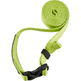Climbing Technology Clippy Evo Webbing Belt green